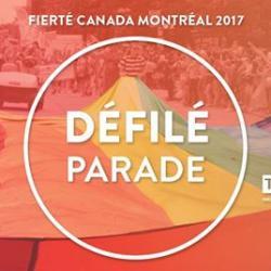 Fierté Canada Montréal 2017 - Le Défilé / The Parade