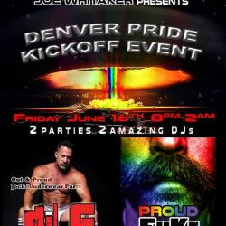 DILF Denver Out & Proud Pride Kick Off Event by MAN UPP