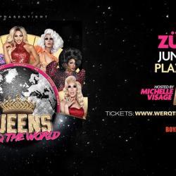 RuPaul's Drag Race: Werq The World Tour - Zurich
