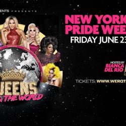 RuPaul's Drag Race s9 Finale - NYC Pride Weekend