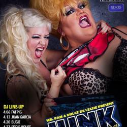 JUNK • W/ DJ Eddie House (Weekly underwear party at Powerhouse)
