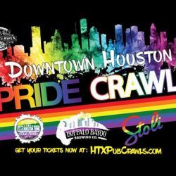 Pride Pub Crawl