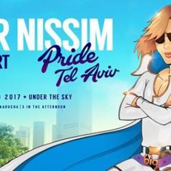 Offer Nissim ** Pride Tel Aviv ** June 10 2017