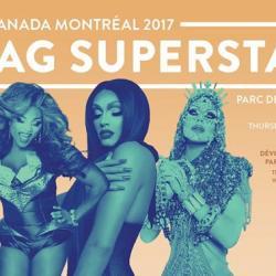 Fierté Canada Montréal 2017 - Drag Superstars