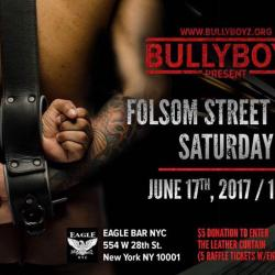 Folsom Street East Saturday Bar  Night