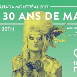 Fierté Canada Montréal 2017 - Les 30 ans de Mado