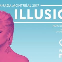 Fierté Canada Montréal 2017- Illusion