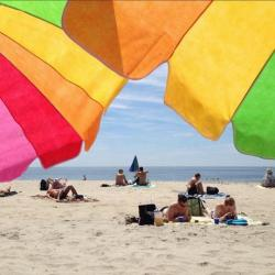 The Wetter the Better: Queer NYC Pride at Riis Beach