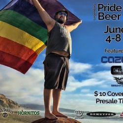 Pride Beer Bust & Street Party with Special Guest Cazwell!