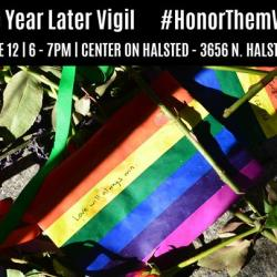 Pulse: One Year Later Vigil