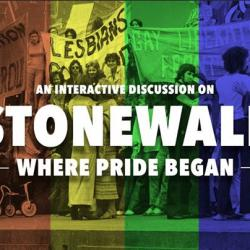 Stonewall: Where Pride Began