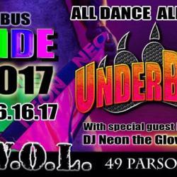 Underbear: Pride Friday with DJ Neon the Glowgobear!