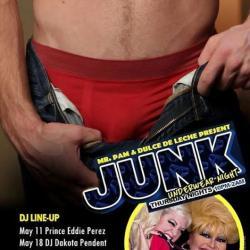 JUNK • Meaty Beats by Juan (Weekly underwear party @Powerhouse)