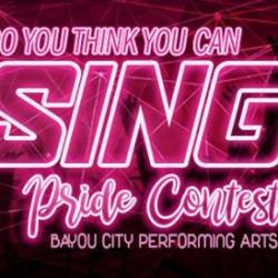 Pride Contest: So You Think You Can Sing?