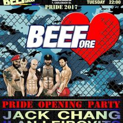 BEEFore - BEEF pride opening  sexy party