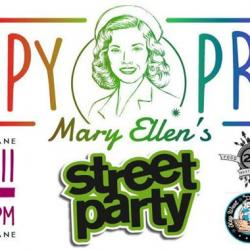 Pride Block Party on Appelrouth Lane