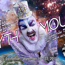San Fran Fringe: Dandy Darkly's Myth Mouth!