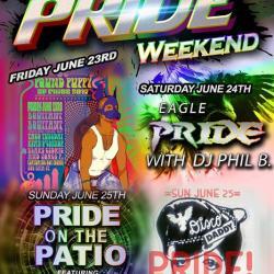 SF Eagle Pride Weekend