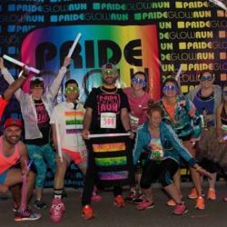 PRIDE GLOW RUN - Portland's Sickest Night Walk/Run