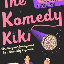 The Komedy Kiki July 24th