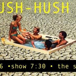 HUSH HUSH #6