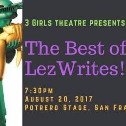 The Best of LezWrites! 2017