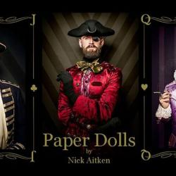 Paper Dolls by Nick Aitken