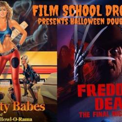 FILM School DROP OUTS Halloween Double Feature