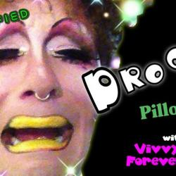 Droopy Pillows with Vivvy!