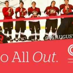 Ice Hockey - Gay Games 9