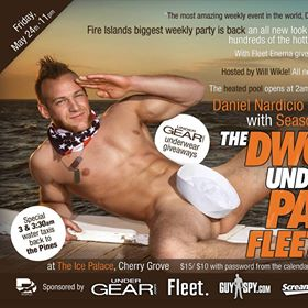 gay underwear party new york