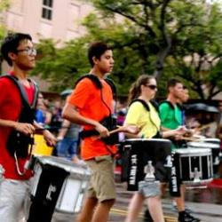 Pride Youth Marching Band