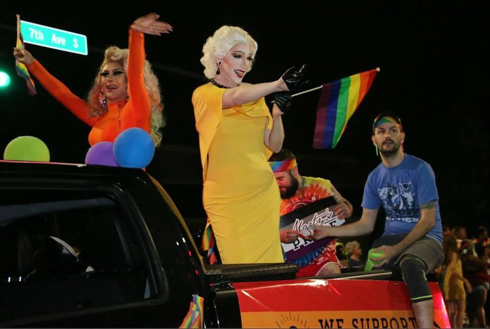 Gay pride birmingham