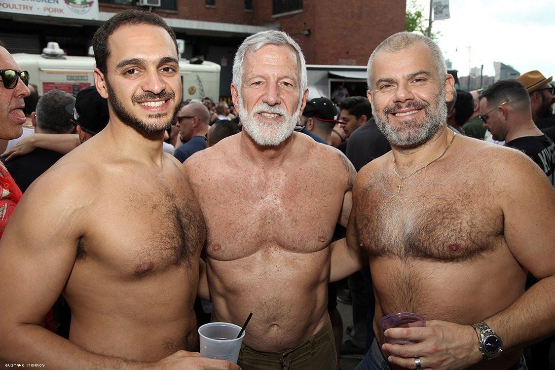 Gay bear events 2018