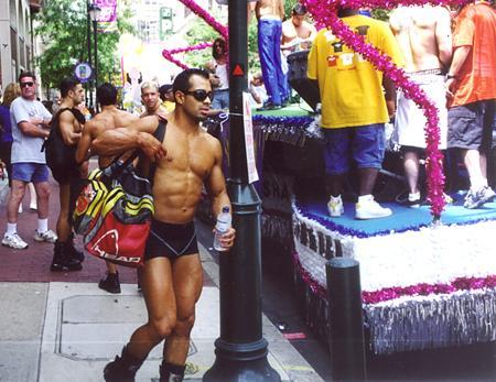 gay man shorties straight