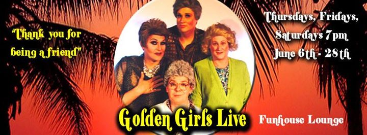 Event: Golden Girls Live - Details and who's attending