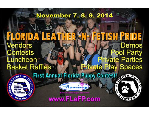 Domination tampa leather