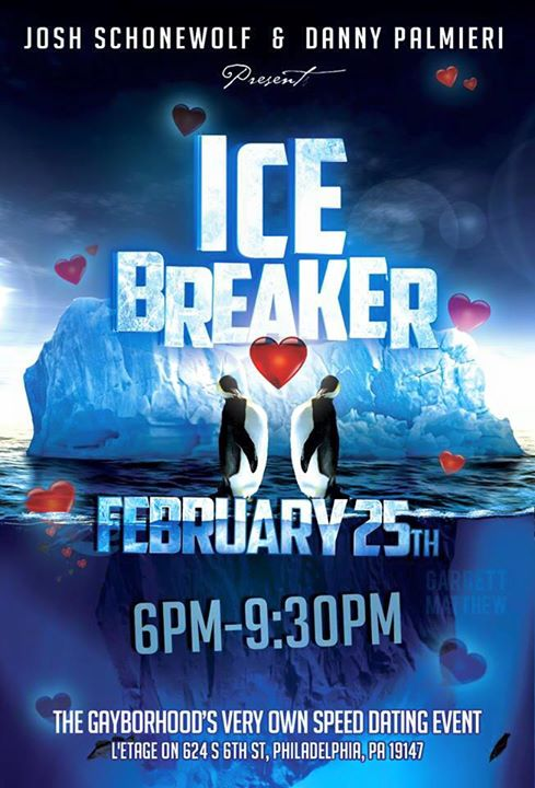 Gay ice breakers