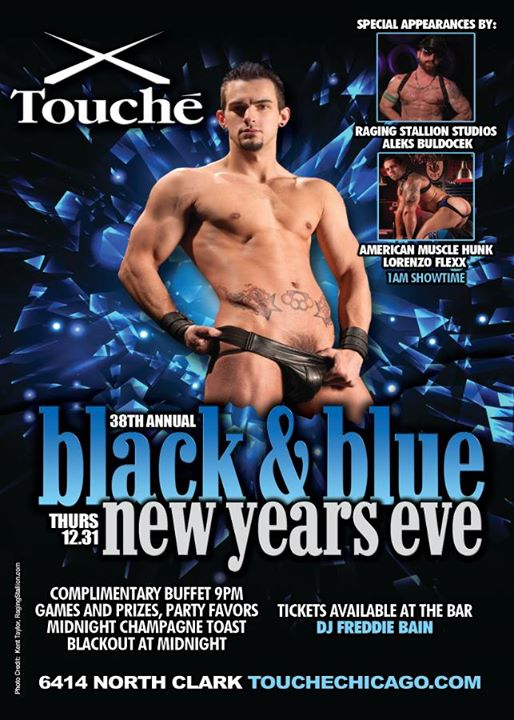 from Emmitt gay montreal new years eve