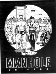Gay man hole