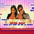 Bollywood Blast: Retro Night