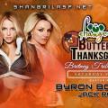 ShangriLa Butterball Thanksgiving - Sat November 25
