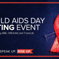 World AIDS Day- Ongoing Testing Event!