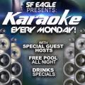 SF Eagle Karaoke w/ Ginger Snap!