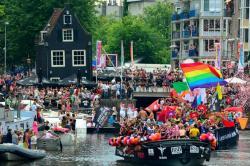 GAY AMSTERDAM MAP