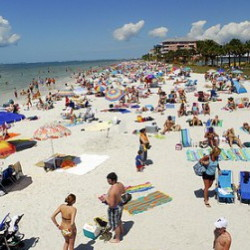 fort myers nude beach